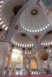 Mosque indoor royalty free stock images