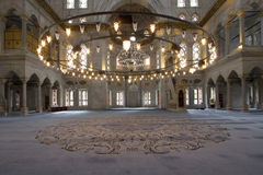 Nuruosmaniye Mosque in Istanbul Royalty Free Stock Images