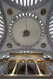 Nuruosmaniye Mosque in Istanbul Royalty Free Stock Photos