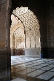Mosque Interior. Interior of a mosque in Lahore Pakistan Stock Image
