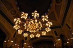 Mosque interior Stock Photos