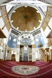 Mosque interior Royalty Free Stock Photography