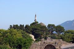 Mosque Ioannina landscape Epirus Royalty Free Stock Images