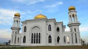 Mosque of Islam in Thailand. HD stock footage