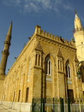 Mosque in Islamic district of Cairo Royalty Free Stock Photos