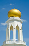 Mosque of Islamic domes. Royalty Free Stock Photo