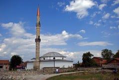 Mosque, Isniq, Kosovo Stock Photos
