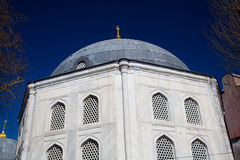Mosque in Istanbul Royalty Free Stock Photos