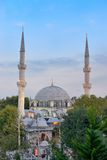 Mosque in Istanbul Stock Images