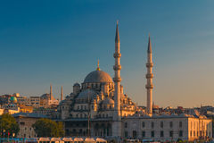 Mosque in Istanbul Royalty Free Stock Images
