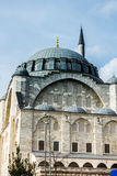 Mosque of the Istanbul Royalty Free Stock Photo
