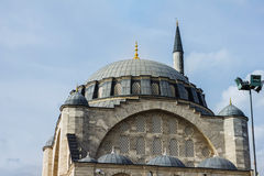 Mosque of the Istanbul Royalty Free Stock Photography