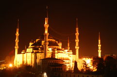 Mosque in Istanbul, Turkey Stock Image