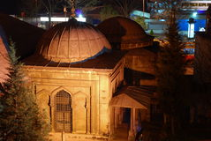 Mosque. A Mosque in Istanbul, Turkey Stock Photo