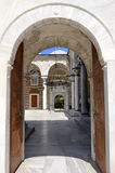 Mosque in Istanbul, Turkey Royalty Free Stock Photo