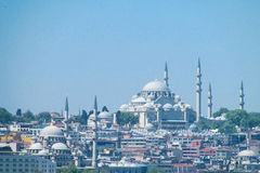 Mosque in Istanbul, Turkey Stock Photography