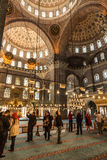 Mosque in Istanbul Royalty Free Stock Image