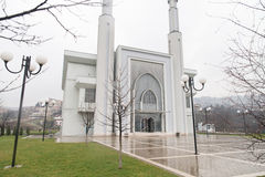 Mosque Istiqlal In Sarajevo Bosnia and Herzegovina Stock Photos
