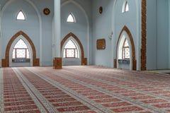 Mosque Istiqlal In Sarajevo Interior Stock Image
