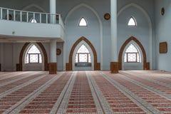 Mosque Istiqlal In Sarajevo Interior Royalty Free Stock Image