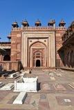 Mosque Jama Masjid in Fatehpur Stock Image