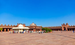 Mosque Jama Masjid in Fatehpur Royalty Free Stock Photography