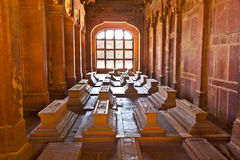 Mosque Jama Masjid in Fatehpur Sikri Stock Photos