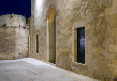 Mosque of the Janissaries Chania Crete Grece Stock Images
