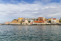 Mosque of the Janissaries in Chania Royalty Free Stock Images