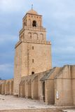 Mosque in Kairouan, Tunisia Royalty Free Stock Photography