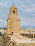 Mosque in Kairuan, Tunisia Stock Photo