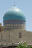 Mosque Kalon, Bukhara, Uzbekistan Stock Images