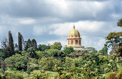 A Mosque in Kampala city, Uganda Royalty Free Stock Photography