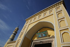 Mosque in kashgar Royalty Free Stock Photos