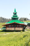Mosque in kasmir. Royalty Free Stock Photography