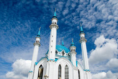 Mosque. Kazan Royalty Free Stock Photo