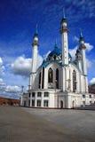 Mosque. Kazan. Qolsharif (Kul Sharif) Mosque. Kazan Kremlin. Russia Stock Photography