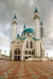 Mosque. Kazan. Qolsharif (Kul Sharif) Mosque. Kazan Kremlin. Russia Stock Photos