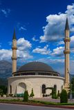 Mosque in Kemer Stock Image