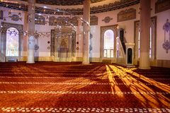 Mosque in Kemer Stock Images