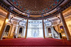 Mosque in Kemer Royalty Free Stock Photo