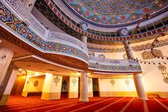 Mosque in Kemer Royalty Free Stock Photography