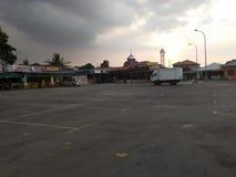 Mosque. Kg melayu subang Royalty Free Stock Image