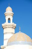 Mosque in Khasab Oman Stock Photography