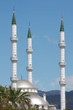 Mosque in Konakli (Alanya), Turkey Stock Photos