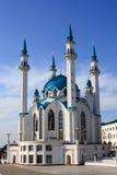 Mosque Koul-Sharif. In the Kazan Kremlin Stock Image