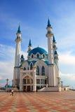 Mosque Koul-Sharif. In the Kazan Kremlin Stock Photos