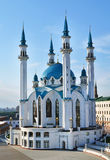 Mosque Kul Sharif, Kazan Stock Photo