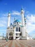 The Mosque Kul Sharif. In Kazan Kremlin Royalty Free Stock Images