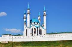 Mosque Kul Sharif, Tatarstan Royalty Free Stock Image